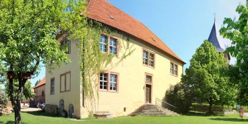 Vereinshaus in Biesenrode