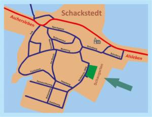 Seminarhaus und Schaugarten Schackstedt
